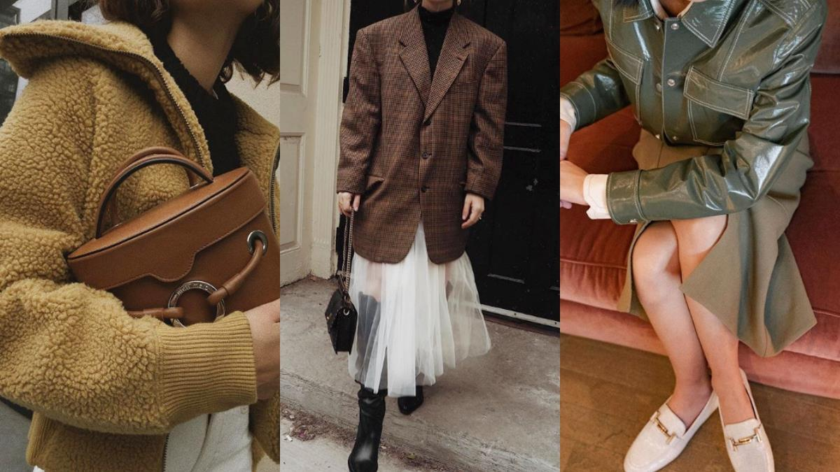 風衣、夾克、羽絨衣...外套就該這樣挑!六類趨勢總解析
