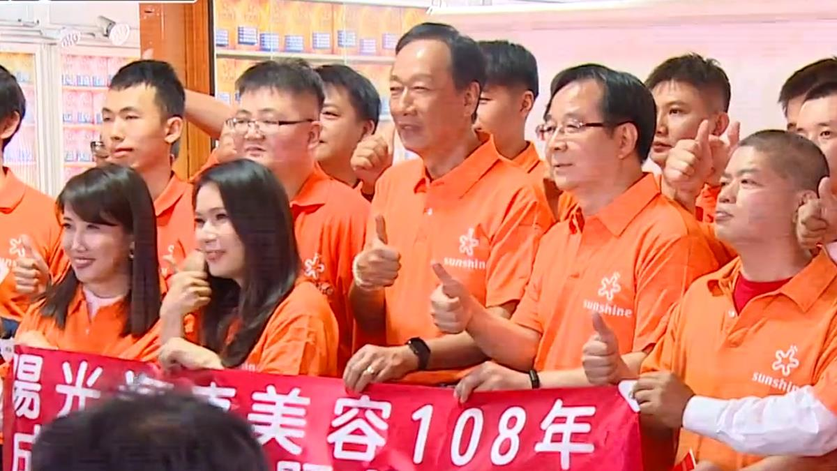 劉宥彤蔡沁瑜拚進國會 爭取身障補助經費