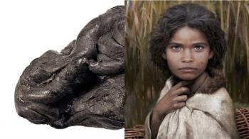 石器時代口香糖藏DNA!古人外貌生活曝光
