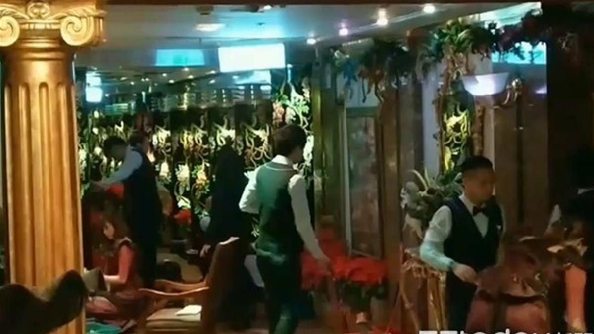 一晚消費3萬起跳!北市最高檔龍亨酒店遭砸店