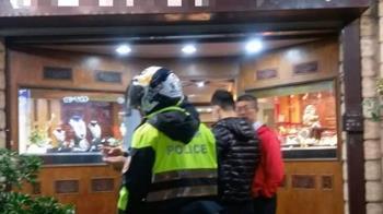 年關將近缺錢花 4嫌搶銀樓反遭辣椒水攻擊