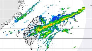 跨年有颱風?太平洋2低壓擾動 元旦天氣變數大