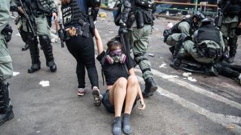 「星火同盟」 案:香港支援示威者眾籌平台遭查引爭議