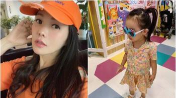 伊能靜表態:我是大陸人 3歲女唱愛北京