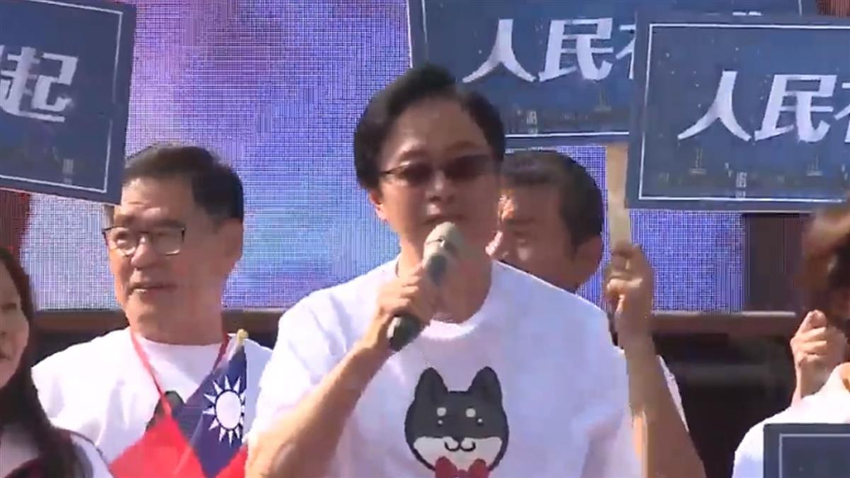 下架蔡英文!張善政高喊:讓台灣變更好