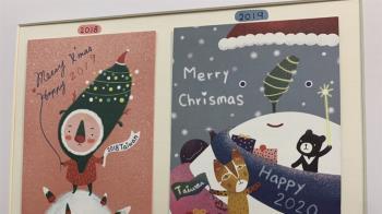 緣起查無此人 3孩媽扮聖誕老人回覆全球來信