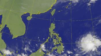 快訊/巴逢颱風生成 氣象局估周六南方水氣移入