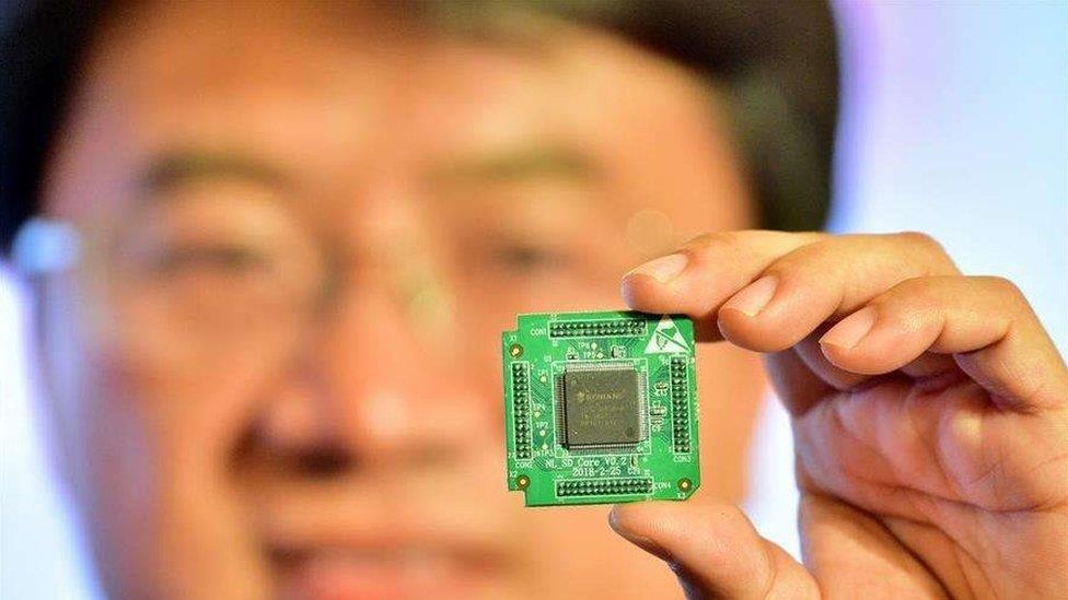 貿易戰助長了中國科技民族主義和芯片投資