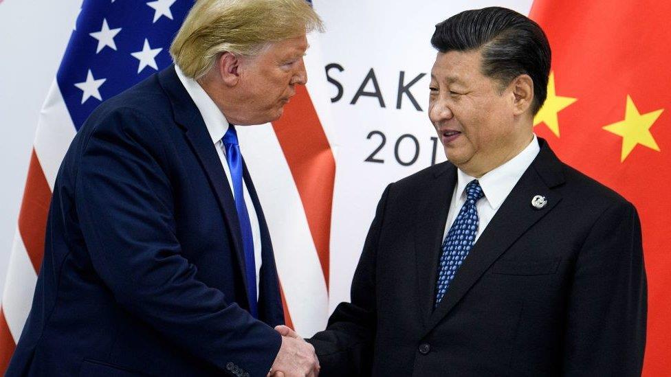 川普習近平通電話:貿易之外還談及香港新疆
