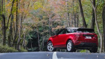 誰說美不能當飯吃?Range Rover Evoque 不僅吃飽飽還故技重施!