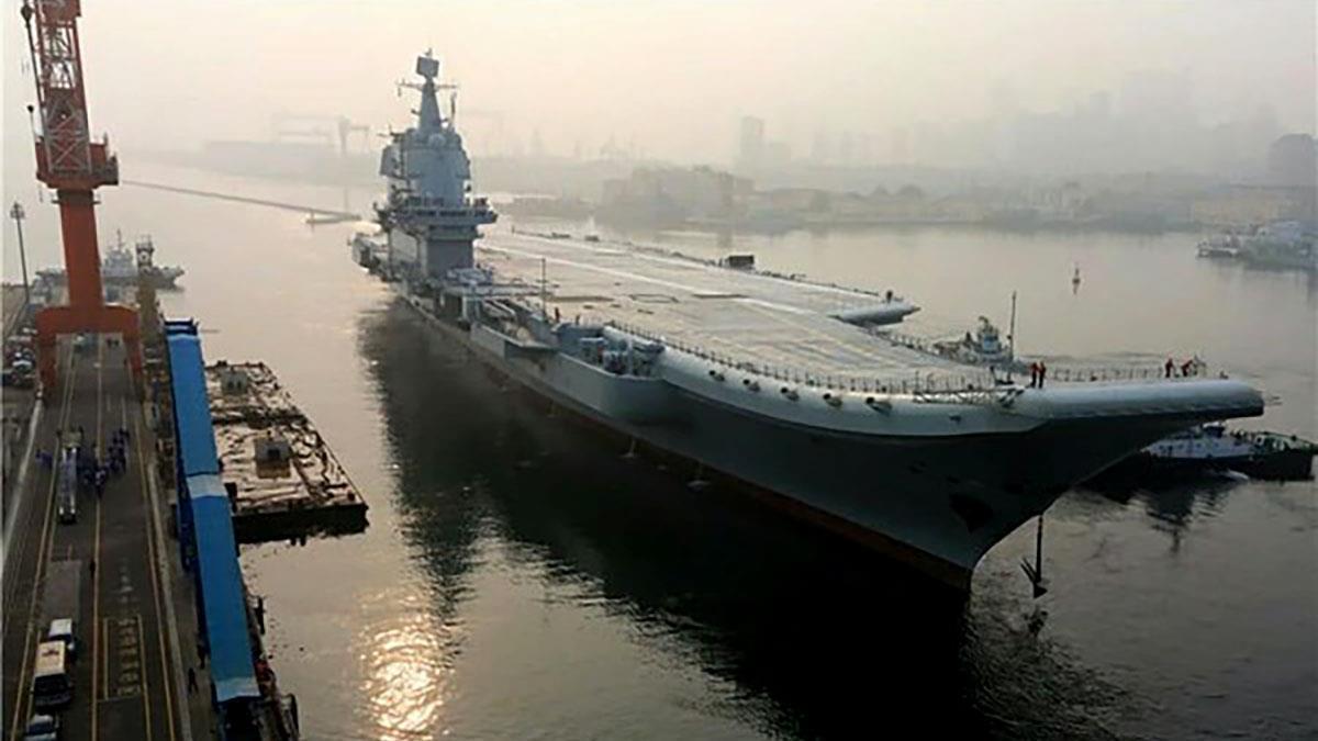 國防院示警 2030年大陸將有4航艦戰鬥群
