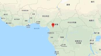 喀麥隆首都3層樓工地倒塌 至少4死12傷