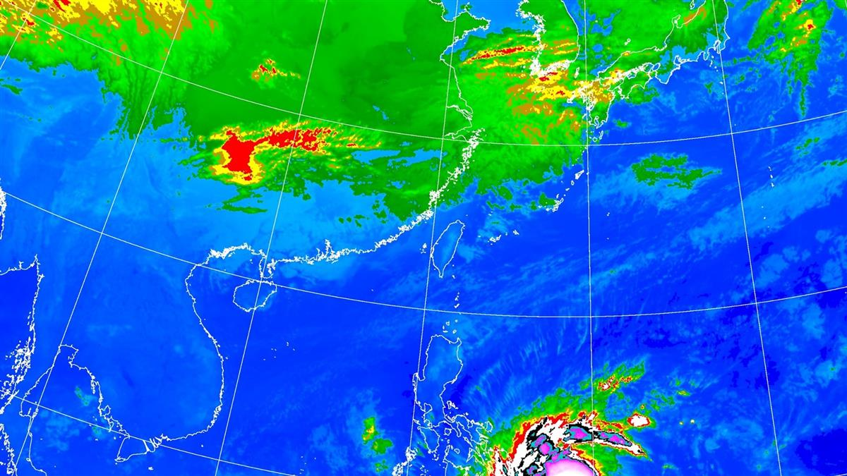 今回暖!周四晚變天降8度 北部轉雨到周日