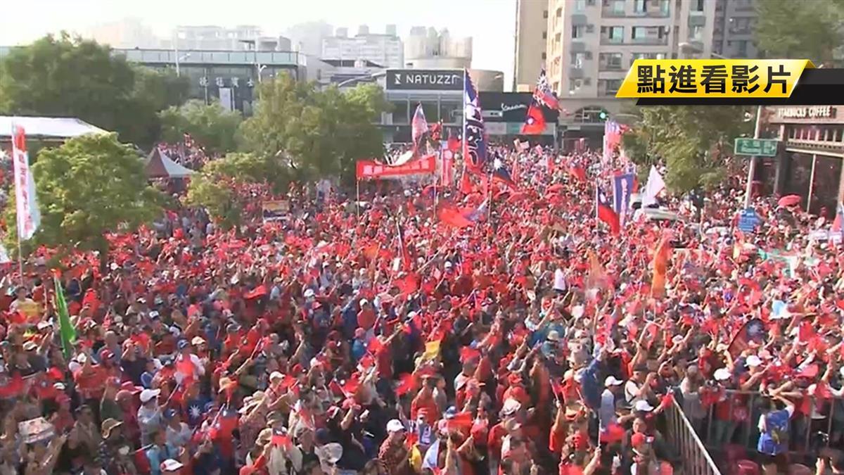 批罷韓變霸凌 韓國瑜陣營:是民主還紅衛兵?