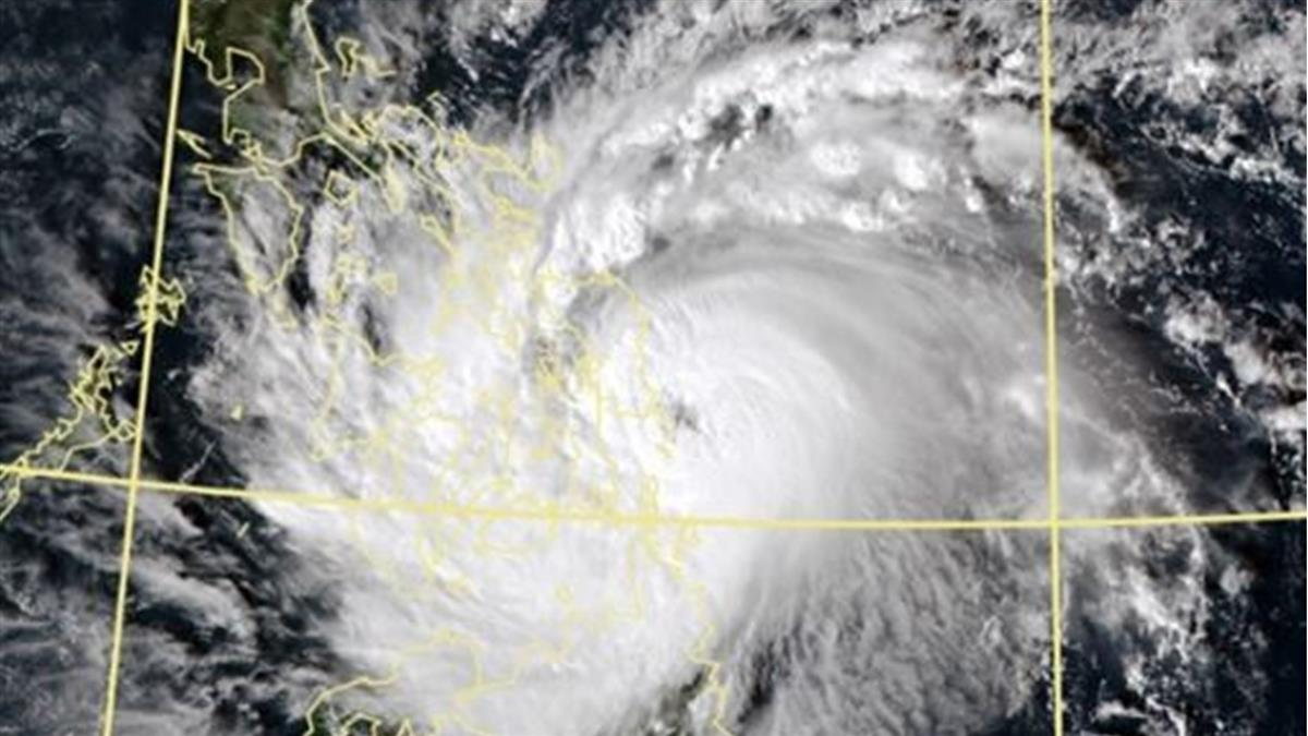 巴逢轉中颱!這天全台雨 氣象專家:平安夜颱風有點強
