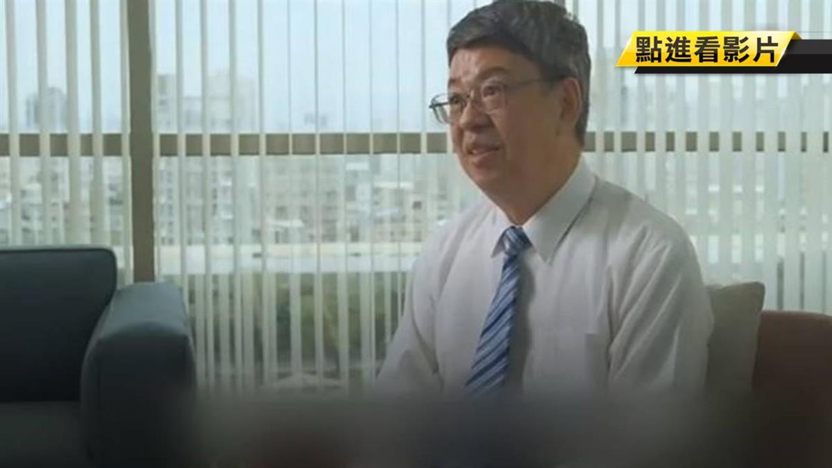 陳建仁爆「表態不續任」  蔡難過回「我們要相忍為國」