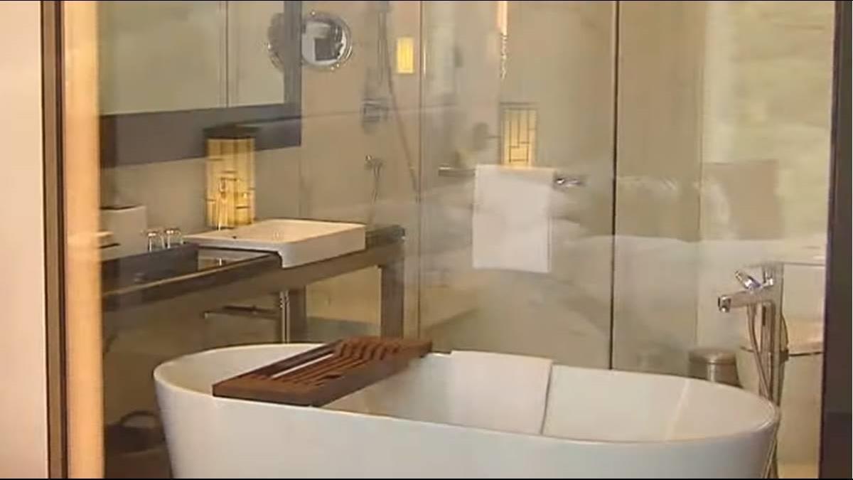 連套房都流行透明廁所?關鍵2原因曝光