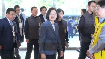 蔡英文提經濟政績 批韓國瑜633團隊怎發財