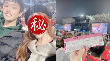辣媽帶兒看五月天 千人狂歪樓:根本姊弟