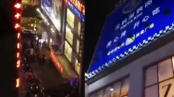 男子墜樓壓女高中生 3人堆疊慘死街頭