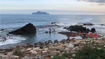 快訊/宜蘭失蹤潛水員找到了 遺體卡幽靈船