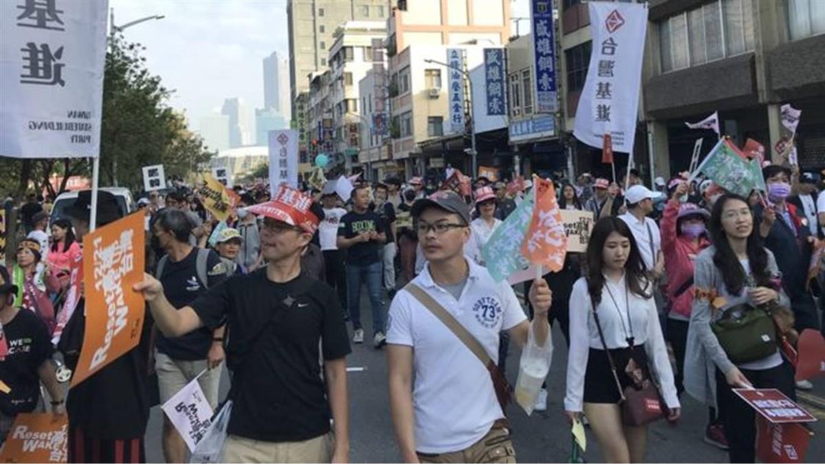 台灣大選:藍綠之外「第三勢力」政黨的崛起