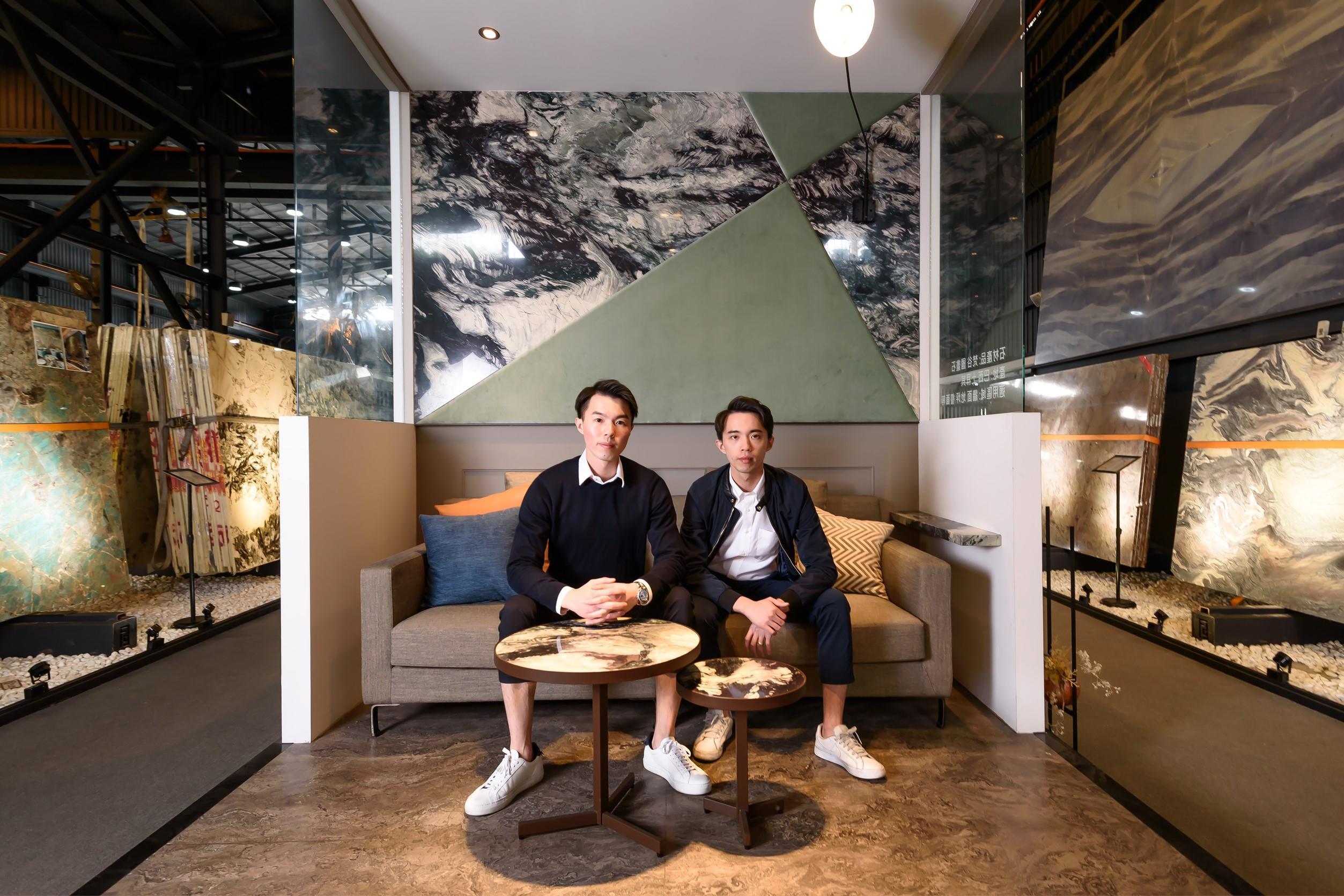 「豐聖」獨創大理石新美學  打造屋宅當代時尚