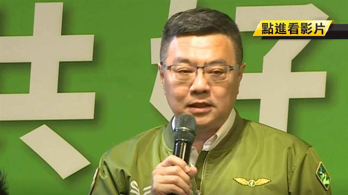 綠中常會移師新竹 黨魁提醒三事惡攻、賭盤、危機感