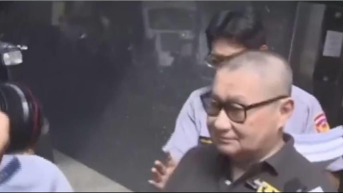 孫道存涉挪用基金會1.24億 秀出「聯絡簿」盼法官斟酌量刑