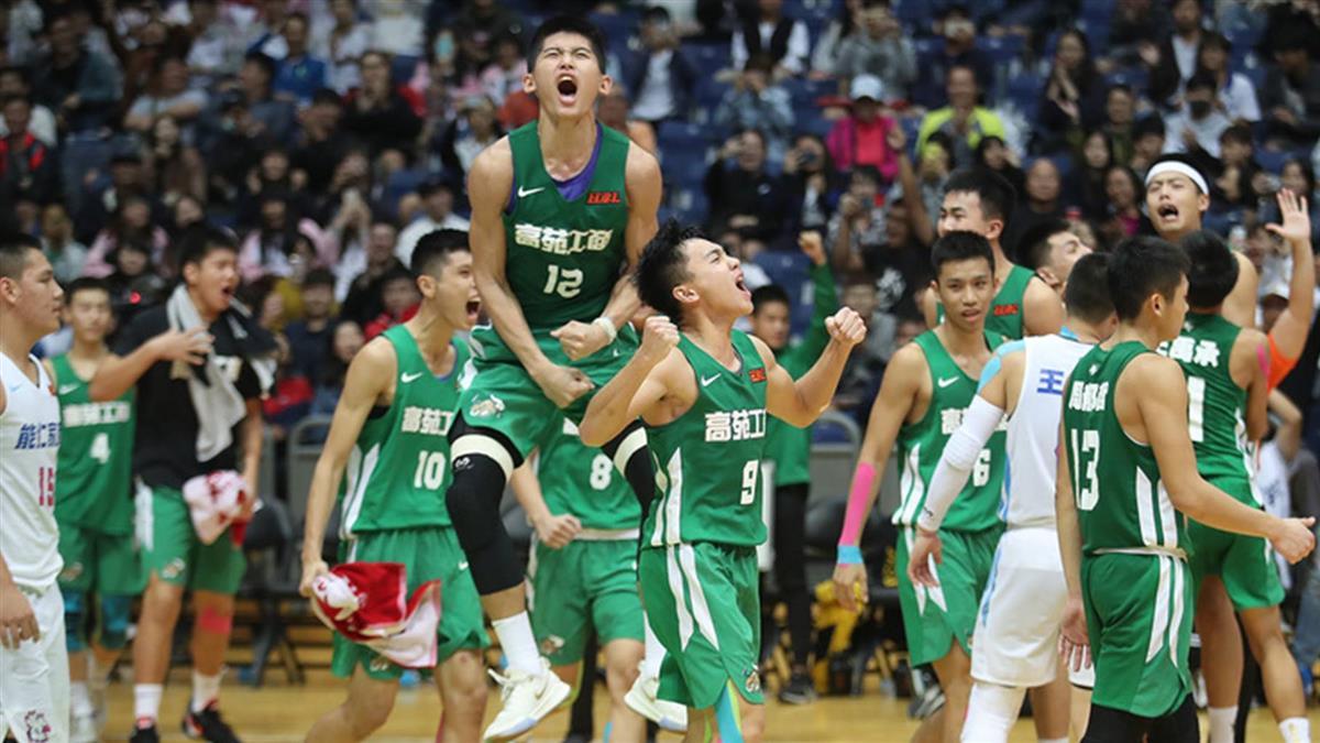 HBL吳忠宏26分 高苑斷能仁跨季22連勝