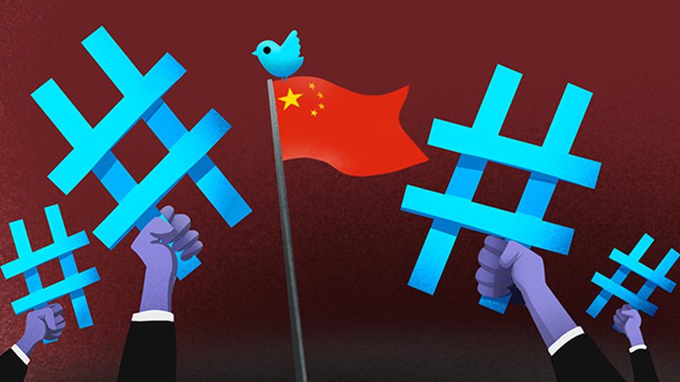 大陸外交官的2019推特「元年」,行文風格酷似川普
