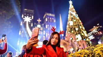 2019聖誕節:從歐洲到亞洲到世界各地的精彩瞬間