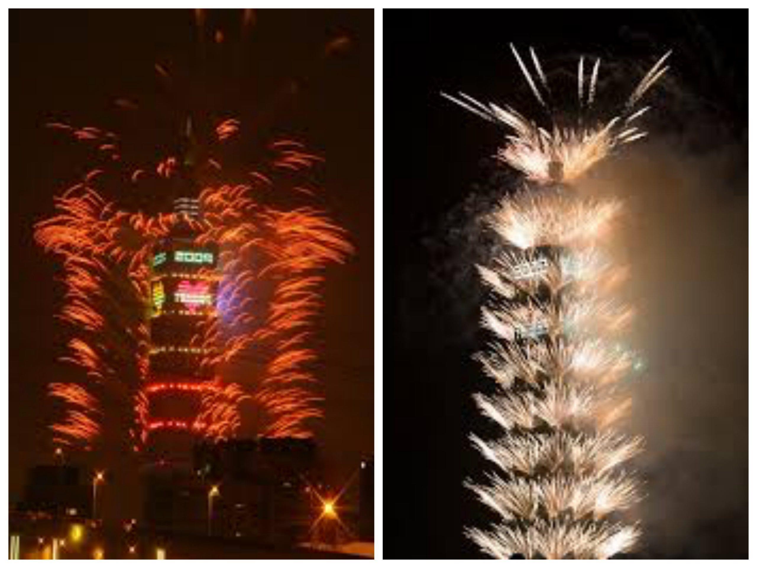 沖天炮的靈感 林鴻明用跨年煙火讓世界看見台灣