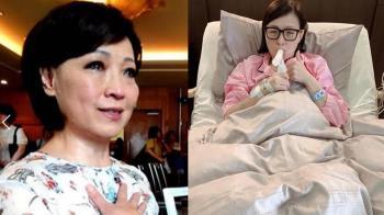 63歲寶媽爆罹肺腺癌動刀!曾志偉做這事令人動容