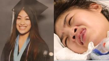 18歲妹花18萬隆乳 躺手術台5hrs慘變植物人