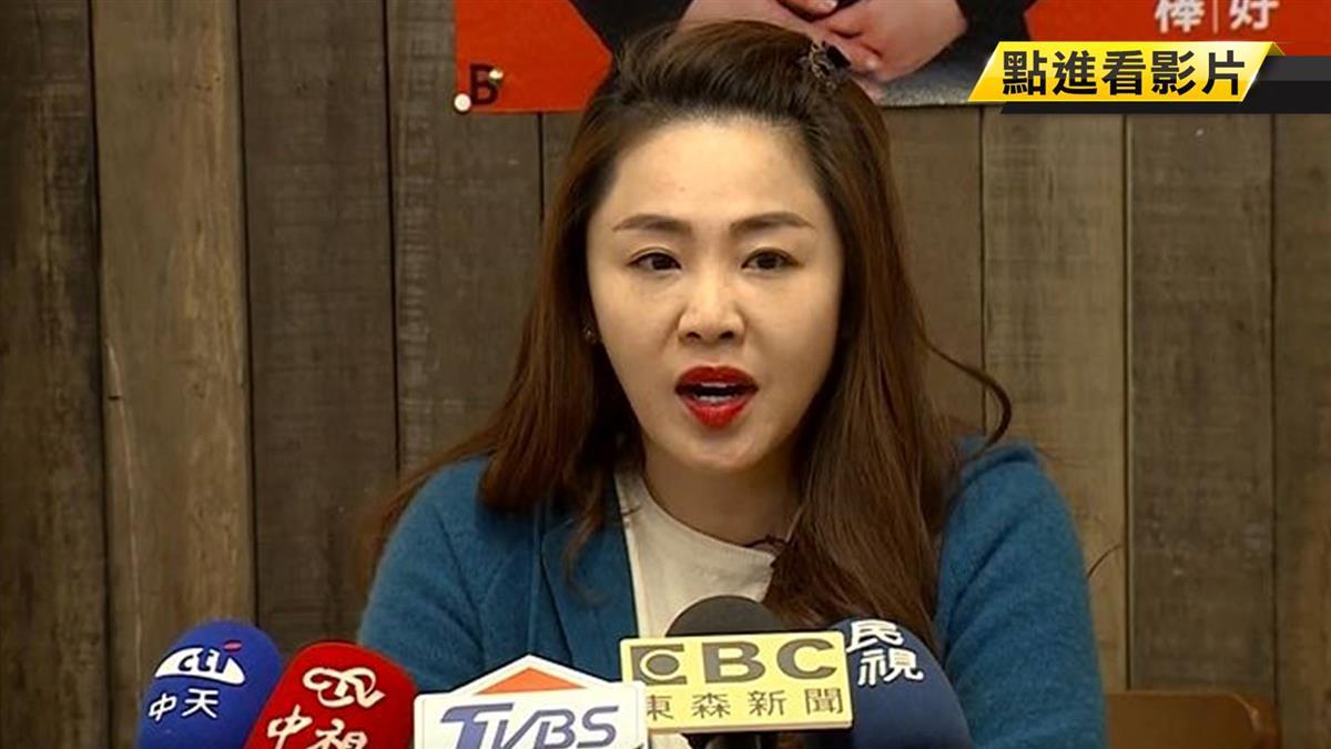 宣傳車現雲林播愛情騙子 李婉鈺:別消費我