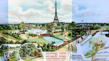世界建築奇聞:倫敦「埃菲爾鐵塔」爛尾工程華麗轉身
