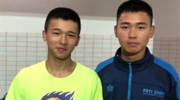 鄧佳友鄧佳安兄弟聯手 新北白富邦U18晉4強