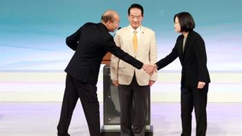 2020台灣大選:總統候選人電視辯論聚焦「一國兩制」、香港示威和《反滲透法 》