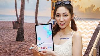 三星在台推 Galaxy Tab S6 LTE 版 1月中旬上市