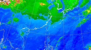 越晚越冷!跨年夜低溫13度 一圖秒懂元旦天氣