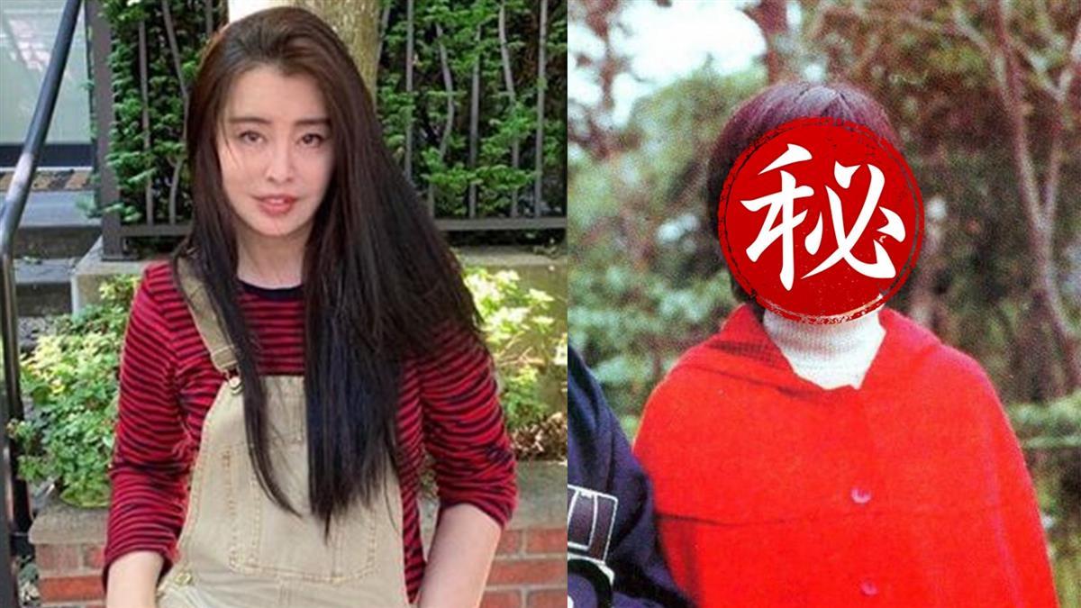52歲王祖賢曬超近自拍 童年照曝眾人嚇壞