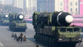 金正恩說要繼續發展核威懾對付美國的侵略