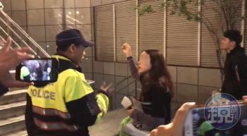 偷拍蔡依林演唱會遭制止 大陸女粉怒嗆警