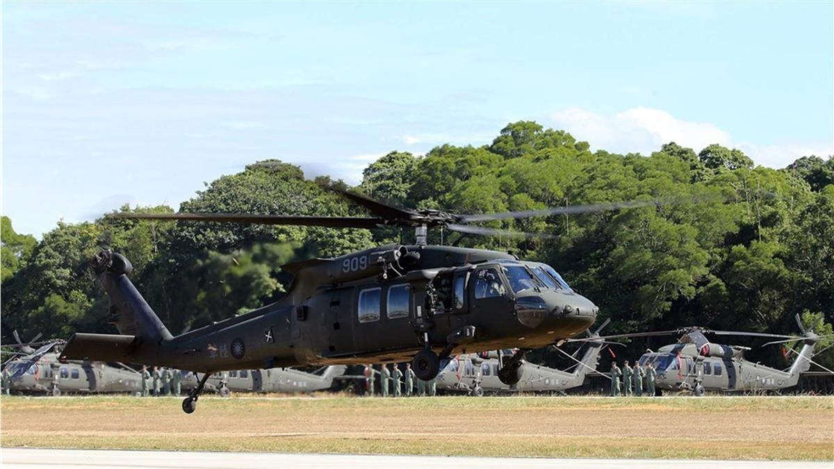 黑鷹直升機頻出事!26年前遭誤擊釀26死