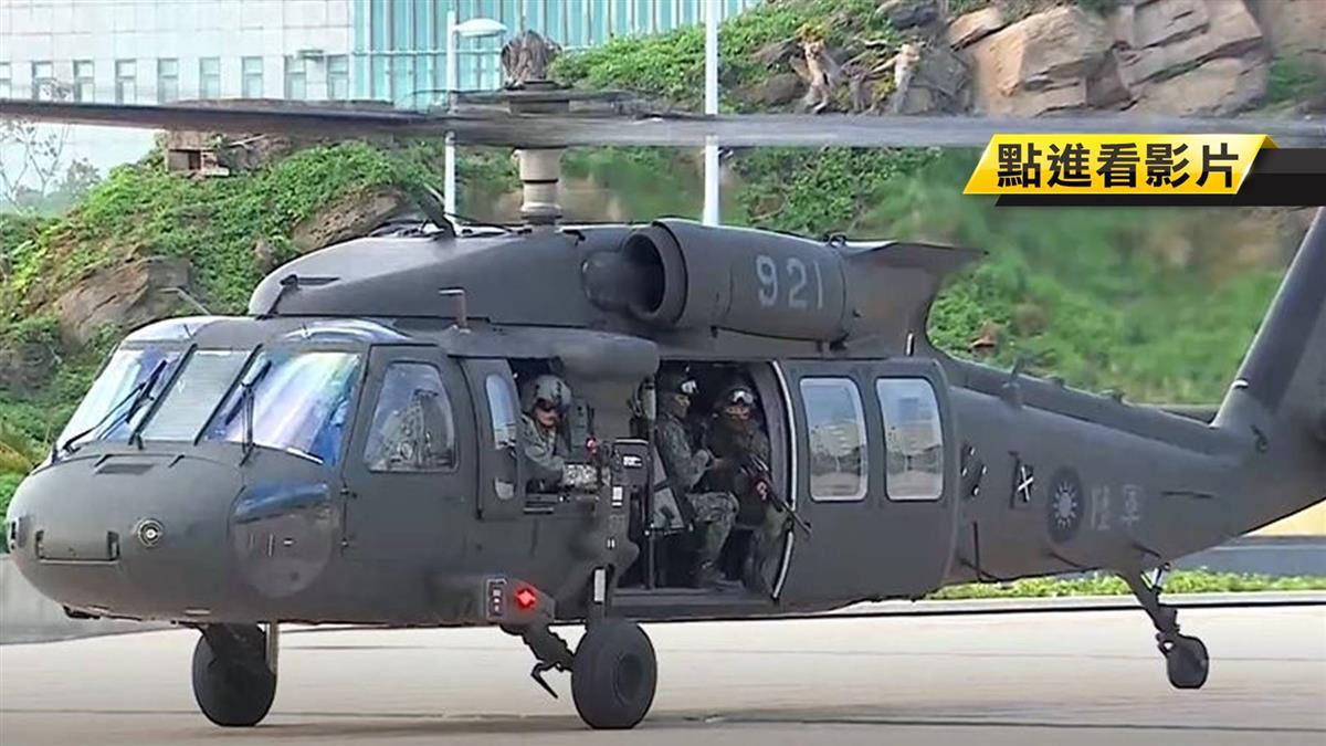 黑鷹罹難將領幾乎坐前排 戰機專家揭關鍵