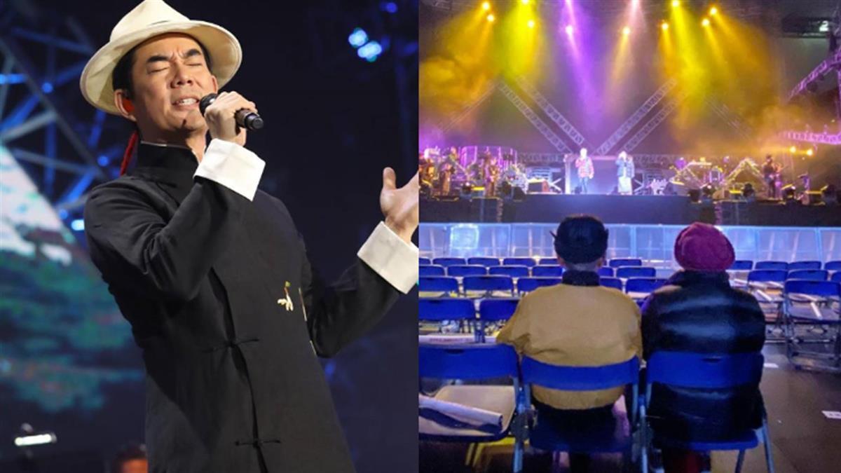 任賢齊跨年開唱 88歲老父嘆:最後一次回家