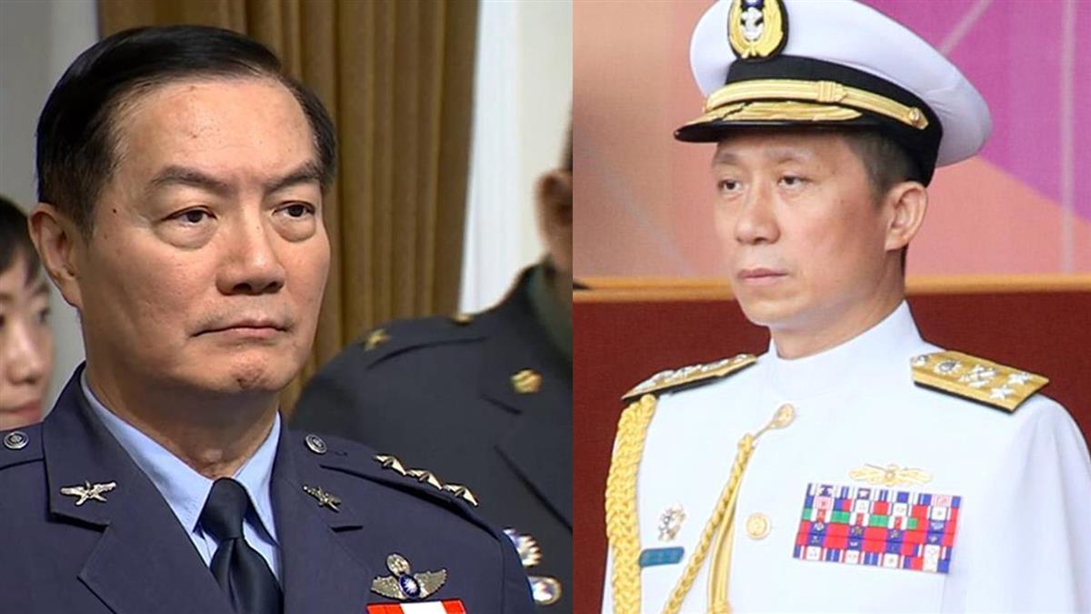 快訊/沈一鳴殉職 參謀總長由劉志斌上將代理