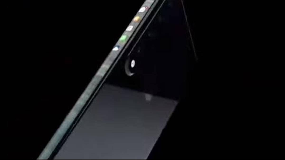 傳最新iPhone12曝光 傳瀏海、實體按鍵都掰掰
