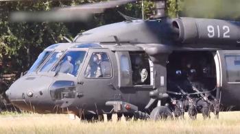 將官搭同台直升機正常嗎? 網曝關鍵